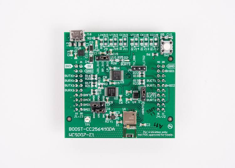 BOOST-CC2564MODA, Texas Instruments